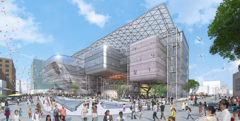 New Civic Hall