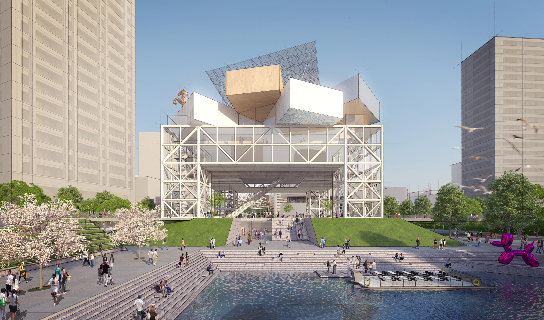 Osaka New Museum